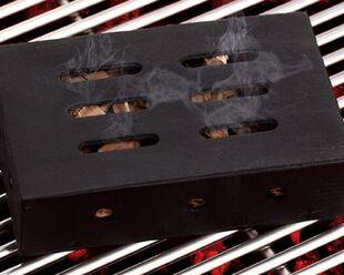 Pro Smoke Cast Iron Smoker Box