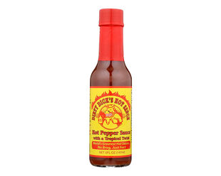 DD's Hot Pepper Sauce With a Tropical Twist 147g