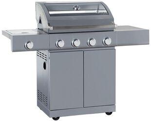 Alfresco 4 Burner BBQ with Side Burner