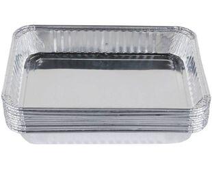 Pro Grill Medium 10 pack Foil Trays