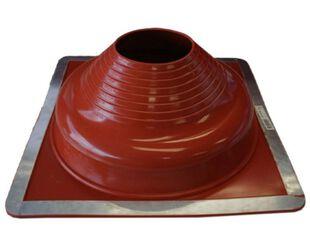 Dektite Metal Red Silicone 150-300mm