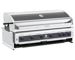 Deluxe Beefmaster 6 Burner Build-In BBQ
