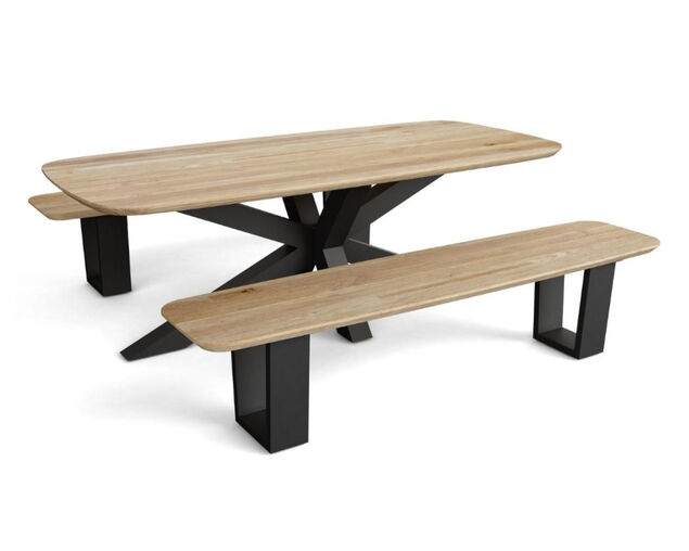 Jakarta 3 Piece Bench Setting, , hi-res image number null