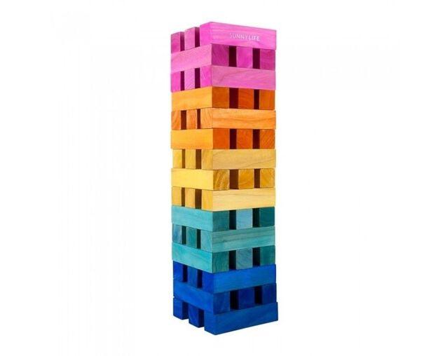 Sunnylife Mega Jumbling Tower Heat Wave, , hi-res image number null