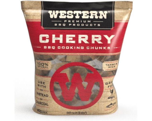 Western Premium Smoking Chunks - Cherry, , hi-res image number null