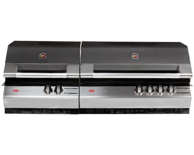 Ziegler & Brown Turbo Classic 6 Burner Build In, , hi-res image number null