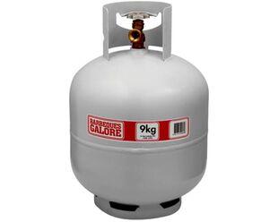 9kg LPG Gas Cylinder Bottle