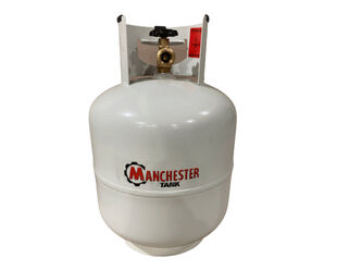 Empty LPG Gas Cylinder Bottle - 9kg
