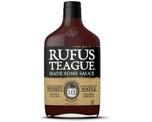 Rufus Teague Whisky Maple BBQSauce