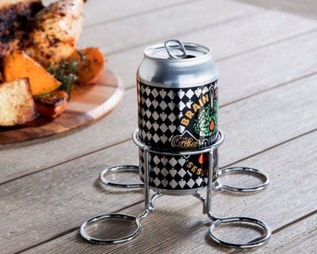 Pro Grill Beer Can Chicken Roaster, , hi-res image number null