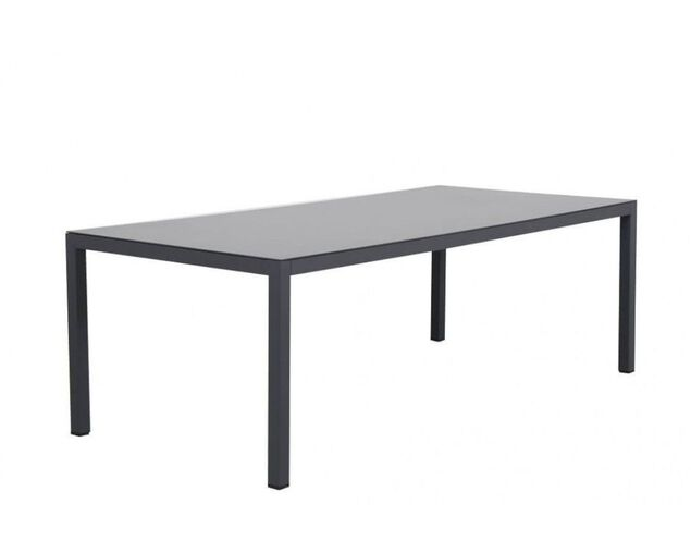 Gunmetal Grey Boston Table (220x100cm), , hi-res image number null
