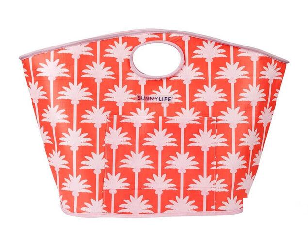 Sunnylife Carryall Cool Bag - Kasbah Coral, , hi-res image number null