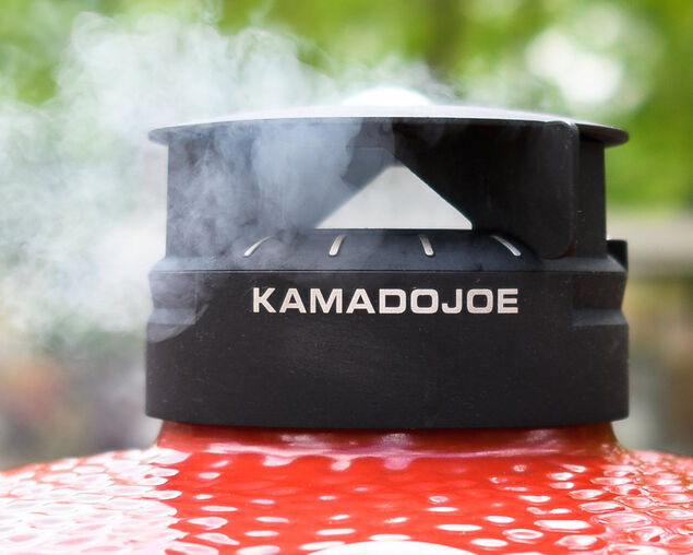 Kamado Joe Classic Series III (Red), , hi-res image number null
