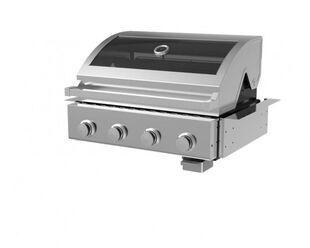 Alfresco 4 Burner Build-In BBQ