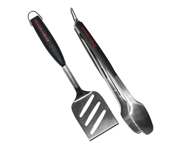 Ziegler & Brown Tongs and Spatula Bundle Deal, , hi-res image number null