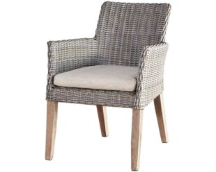 Andorra Dining Chair with Cushion