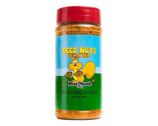 Meat Church Deez Nuts Honey Pecan Rub, , hi-res image number null
