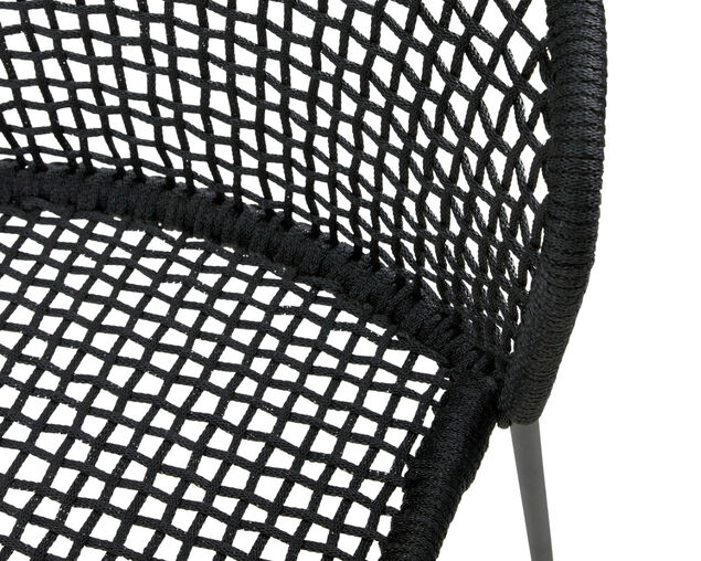 Copenhagen Wide Rope Dining Chair, , hi-res image number null