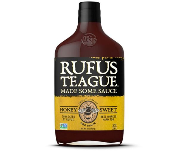 Rufus Teague Honey Sweet BBQ Sauce, , hi-res image number null