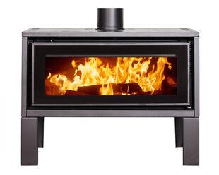 Maxiheat Geo Freestanding Wood Heater