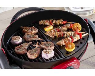 Ziegler & Brown Portable Grill Cast Iron Hotplate (Suits Single Burner)