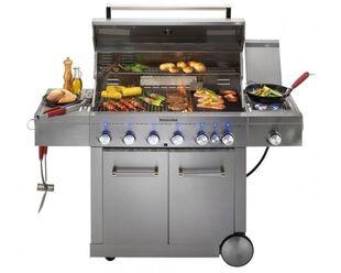 KitchenAid 6 Burner BBQ