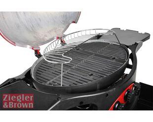 Ziegler & Brown Large Warming Rack Triple