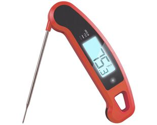 Javelin Pro Thermometer - Red