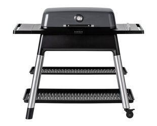 Everdure by Heston Blumenthal FURNACE 3 Burner BBQ with Stand - Graphite