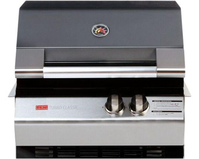 Ziegler & Brown Turbo Classic 2 Burner Build In, , hi-res image number null