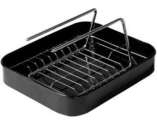 Ziegler & Brown Roast Rack - Pan with Rack