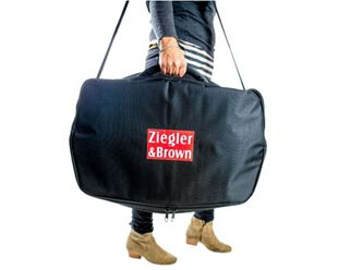 Ziegler & Brown Carry Bag - Portable Grill
