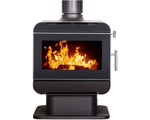 Austwood Murray Freestanding Wood Heater, , hi-res image number null