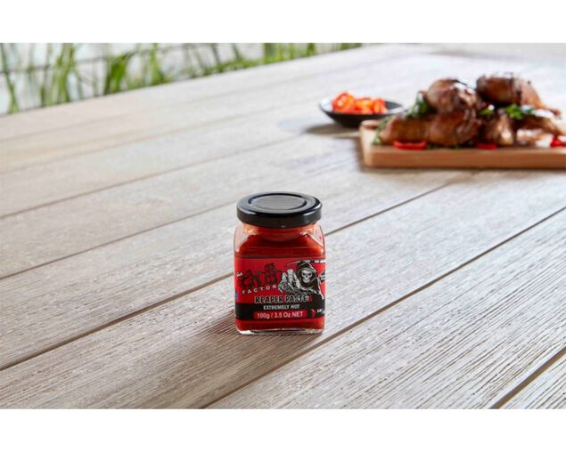 Reaper Paste: Extremely Hot Carolina Reaper Chillies, , hi-res image number null