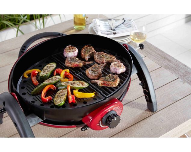 Ziegler & Brown Portable Grill Half Grill, , hi-res image number null