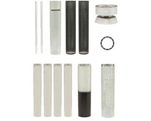 Maxiheat Decromesh Flue Kit - Ironbark