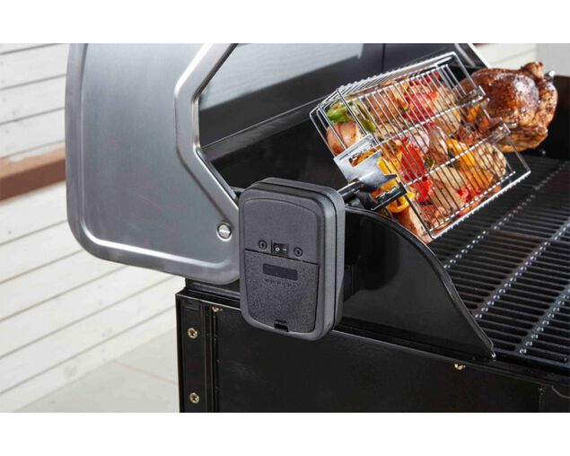Bar-B-Chef Rotisserie Motor, , hi-res image number null
