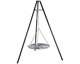 Tripod With Carry Bag & Grill