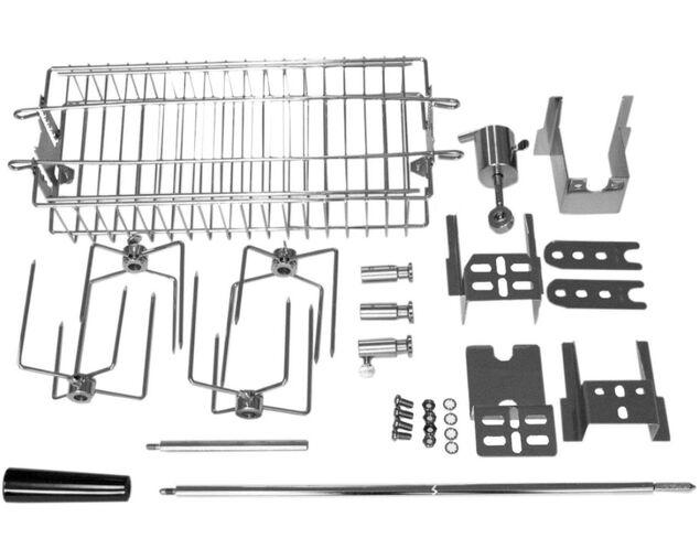 Ziegler & Brown Turbo Rotisserie Kit - No Motor, , hi-res image number null