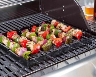 Pro Grill Kebab Rack and Skewers