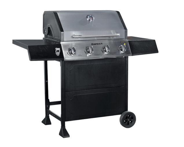Ranger 4 Burner BBQ, , hi-res image number null