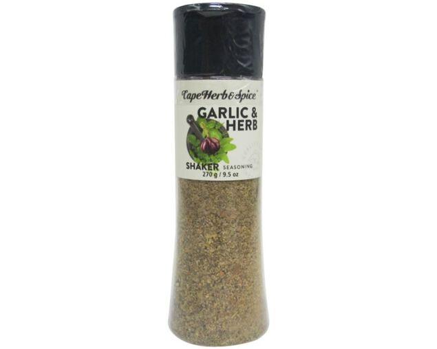 Cape Garlic Salt Shaker 270G, , hi-res image number null