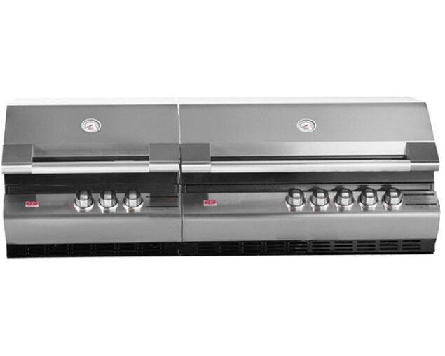 Ziegler & Brown Turbo Elite 8 Burner Build-In, , hi-res image number null