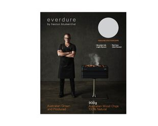 Everdure by Heston Blumenthal 900g 100% Natural Wood Chips - Mountain Ash