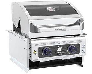 Deluxe Beefmaster 2 Burner Build-In BBQ