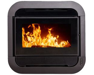 Austwood Cooper Insert Wood Heater