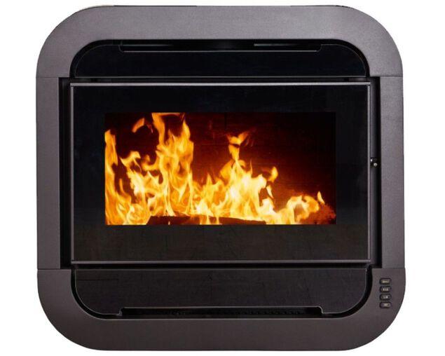 Austwood Cooper Insert Wood Heater, , hi-res image number null