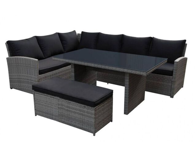 Urban 4 Piece Low Dining, , hi-res image number null