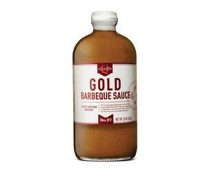 Lillie's Q Gold BBQ Sauce 567g