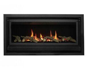 Valor Inspire Gas Log Fire - 1100